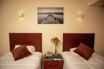Imagen de una habitación Doble Standard