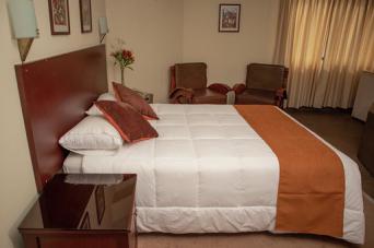 Imagen de una habitación Suite Standard