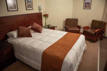 Imagen de una habitación Suite Ejecutiva
